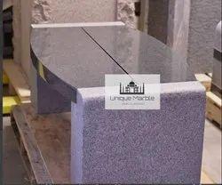 Unique Granite Bench