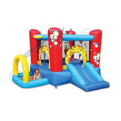 Bubble 4 In 1 Play Centre