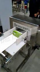 Aluminium Foil Metal Detector