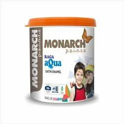 raga aqua Water Based Enamel Paint