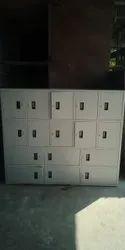 Mild Steel Industrial Storage Locker