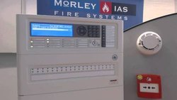 M S Body White Morley Fire Alarm Systems, For Commercial, Model Name/Number: Dxc