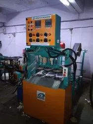 Fully Automatic Hydraulic Chilla Plate Making Machine