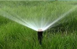 Irrigation Service for Ground