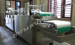 Automatic Uncooked Chapati Making Machine