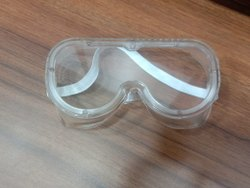 Polycarbonate Safety Goggles (Without Filter)