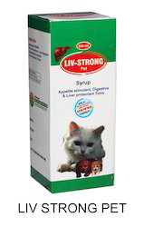 Liiv Strong Pet Syrup