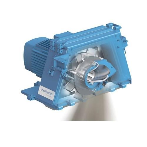 Disa FL Wire Descaling Machine FL-3-30/55 - DISA India Limited