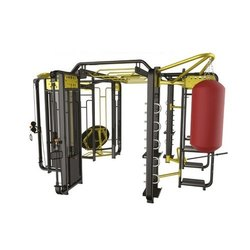 Crossfit Functional Training Cage