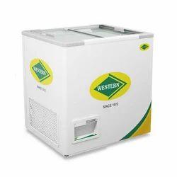 WHF225G Glass Top Freezer
