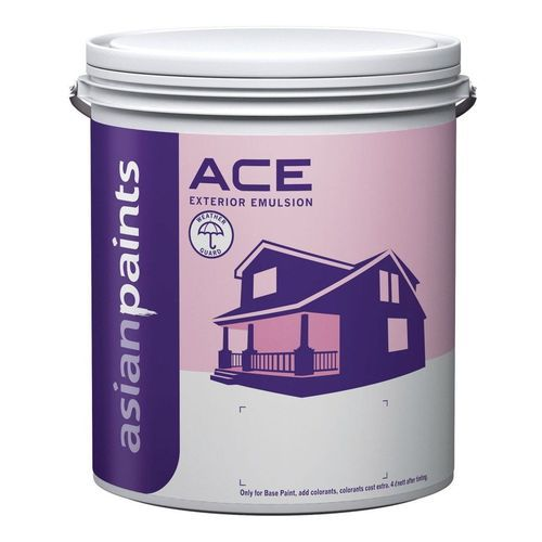 Asian Paints Interior Price List: Ace Exterior Emulsion At Rs 2400 /20 Litre