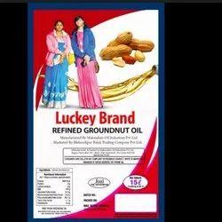 15 Liter Refined Groundnut Oil