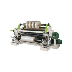 Heavy Duty Slitting Rewinding Machine For Masking Tape