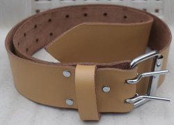 Top Grain Leather Tool Belt, Packaging Size: 10 inches
