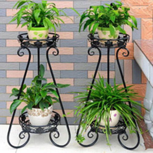 Wrought Iron Flower Stand At Rs 700 Piece Wrought Iron Flower