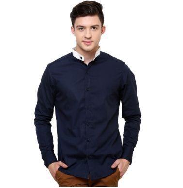 b492a71c8ee Royal Blue Smart Casual Shirt