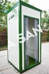 Automatic Disinfected Chamber
