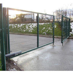 Swing Gates Automation System