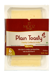 Mooz 180 g Plain Toasty Fresh Cheese
