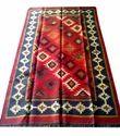 Sge Decorative Wool Kilim Carpet