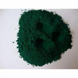 Phthalocyanine Green 7 Organic Pigment