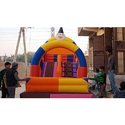 Multicolor Inflatable Bouncy