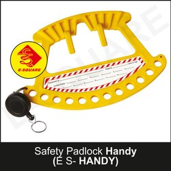 Safety Padlock Handy