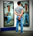 Laughing Mirror Funny mirror