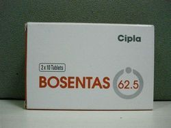Bosentan 62.5mg Tablets