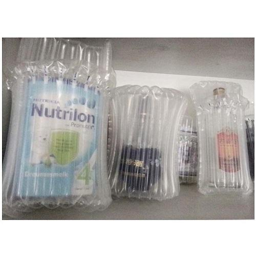 Plain Polypropylene Poly Air Packaging Bag, Capacity: 1 Kg