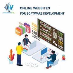 PHP / JavaScript在线网站设计服务软件开发与聊天支持