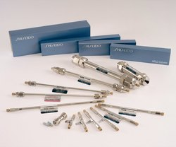 Shiseido-Capcell Pak HPLC Column
