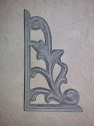 Cast Iron Wall Piece