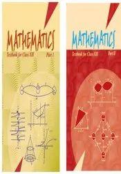 Ncert English Mathematics Textbook for Class 12 Part I & Part II