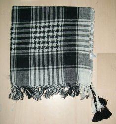Cotton Arafat Scarves with Fringes