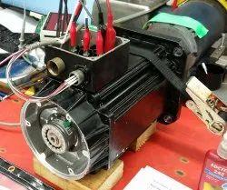 DC Servo Motor Repairing