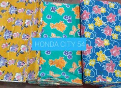 Honda City 54 Prints Mix Fabric