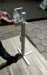Hand sanitizer dispenzer stand