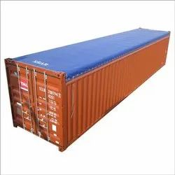 40' Open Top Containers