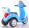 Kids 6V Battery Operated Toyhouse Fashion Icon Scooter