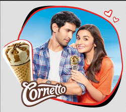 Cornetto Ice Cream