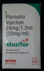 Mozifor 1.2ml ( Plexrixafor) Injection