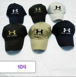 Under Armour Embroidery Caps