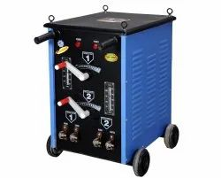 Double Holder Regulator Type Transformer Based Arc Welding Machine
