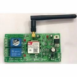 GSM to GSM Motor Starter Controller- Wireless