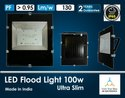 100w Ultra Slim Flood Light