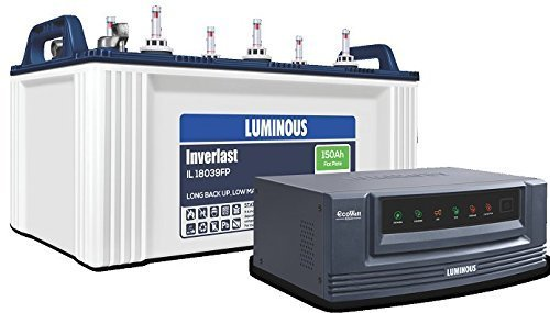 Luminous Inverters And Batteries, for Industrial, 12v