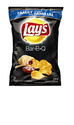 Lays Barbq Potato Chips