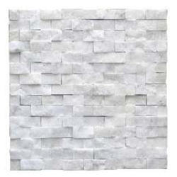 White Brick Wall Cladding