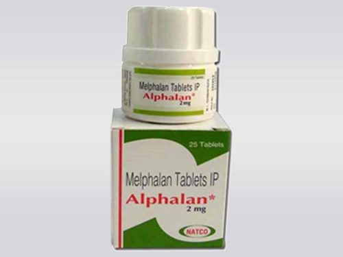 Alphalan Medicines, Packaging Type: Bottle